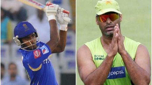 IPL 2018: Shoaib Akhtar praises young Sanju Samson
