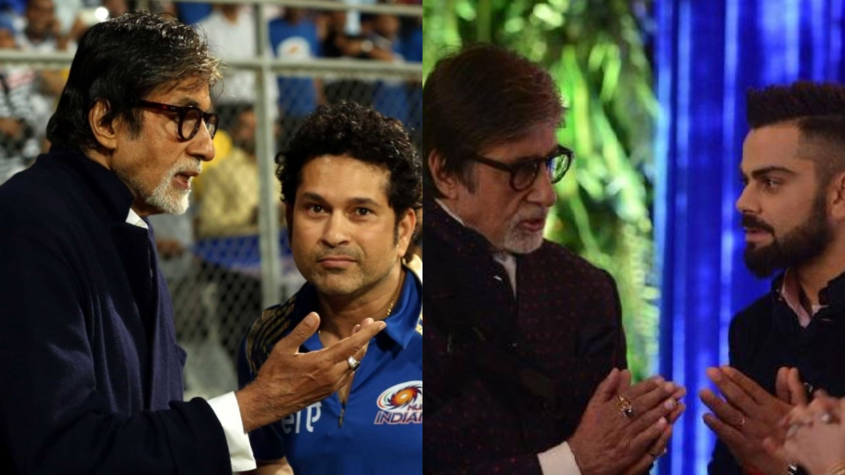 Indian cricket fraternity wishes megastar Amitabh Bachchan as he celebrates his 78th birthday