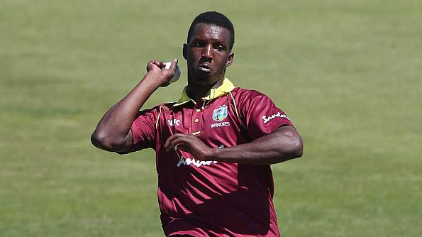 IND vs WI 2018: Sherman Lewis earns maiden call-up for India series