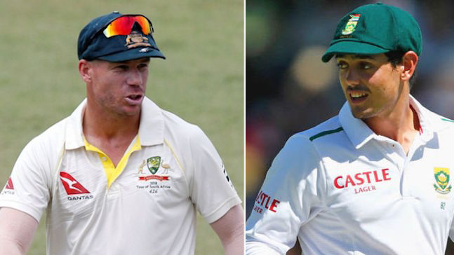 SA vs AUS 2018: Warner - De Kock spat takes an ugly turn