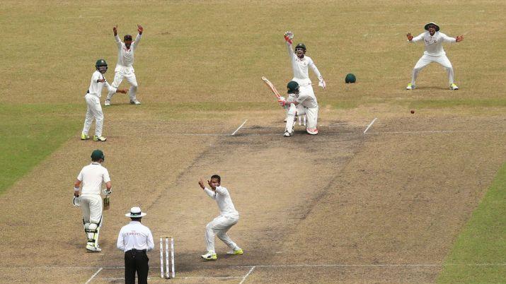 आईसीसी ने मीरपुर की पिच को 'औसत से ख़राब' दर्ज़ा देने की मंजूरी का किया समर्थन
