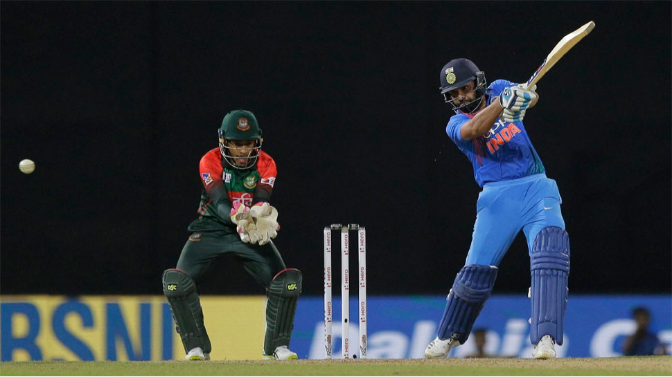 Nidahas Tri-series 2018: Rohit Sharma glad after his important knock against Bangladesh