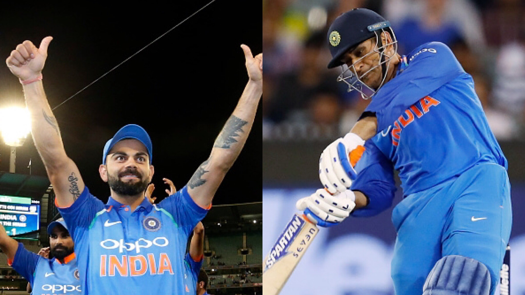 AUS v IND 2018-19: WATCH - No one is more committed to Indian cricket than MS Dhoni, says Virat Kohli