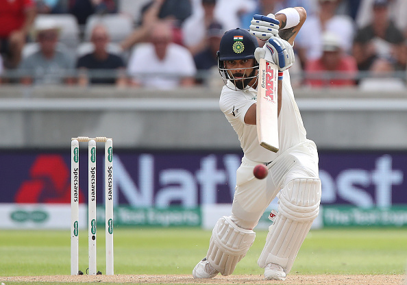 Pollock heaped praises on Kohli for his century in the first Test against England | Getty