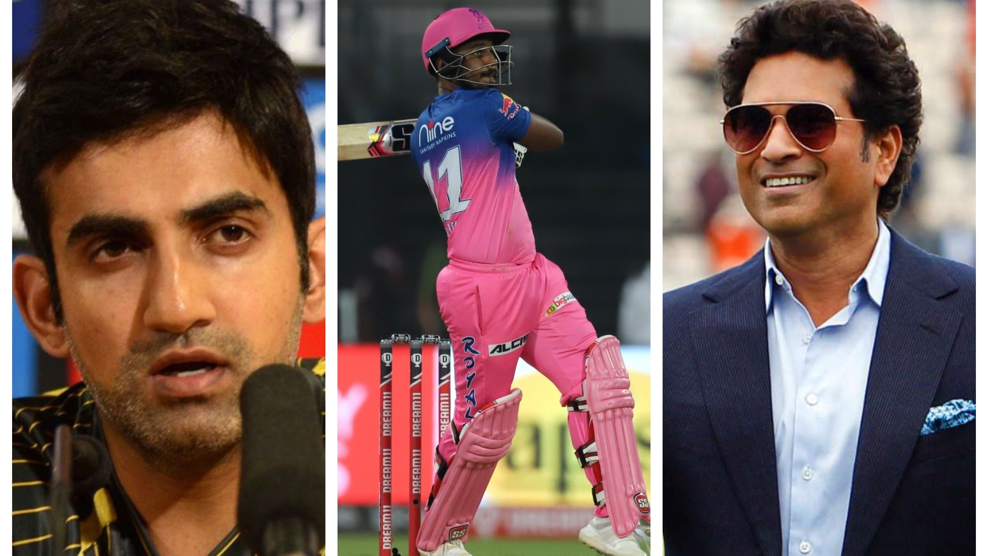 IPL 2020: Cricket fraternity reacts as Sanju Samson's whirlwind 32-ball 74 takes RR to 216/7 against CSK