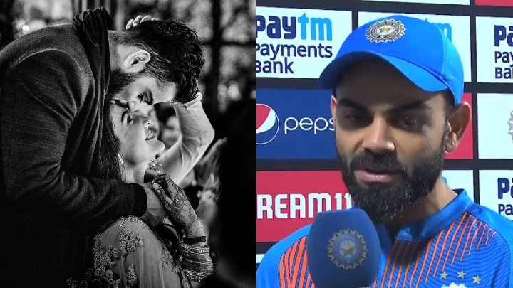 IND v WI 2019: WATCH - Virat Kohli dedicates his special knock in Mumbai T20I to wife Anushka