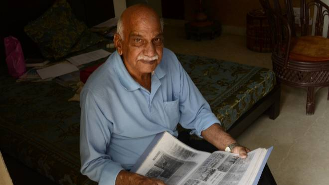 पूर्व भारतीय क्रिकेटर राजिंदर पाल का देहरादून में 80 वर्ष की उम्र में हुआ निधन
