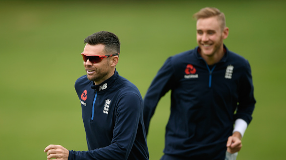 ENG vs IND 2018: James Anderson and Stuart Broad hopeful to be fit in time for the first Test against India