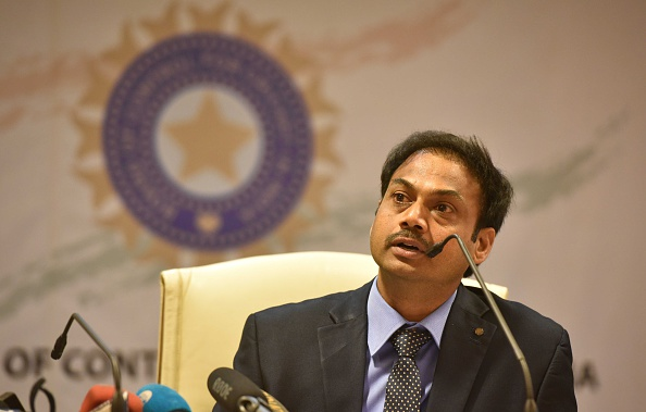 MSK Prasad, Indian team selection committee Chairman | GETTY