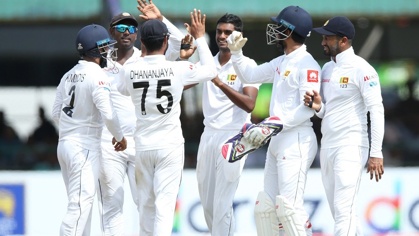 Sri Lanka announce expanded Test squad for South Africa and England series