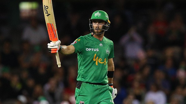 BBL 09: Rejuvenated Maxwell credits mental health break behind his great form