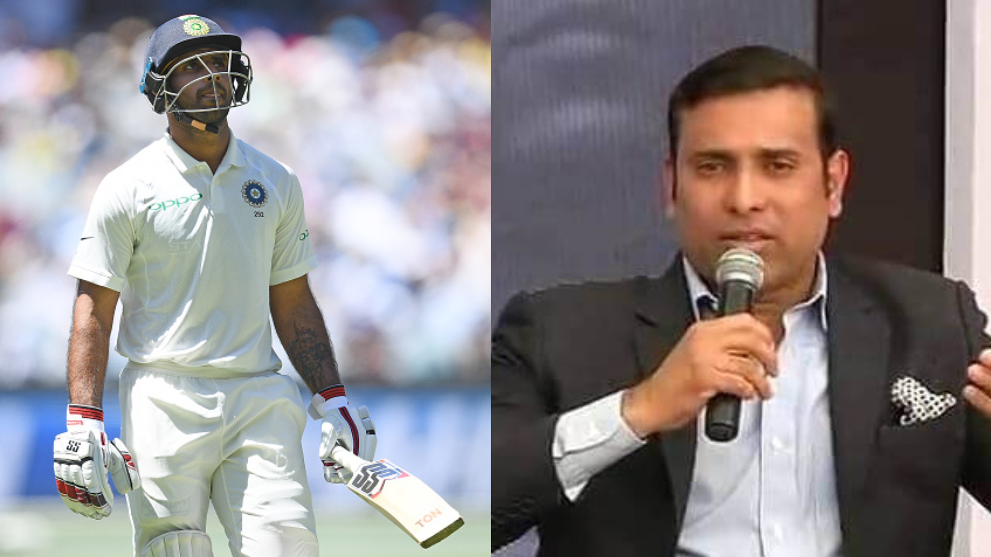 AUS v IND 2018-19: VVS Laxman questions selection of Hanuma Vihari as opener at MCG; says Vijay should've played