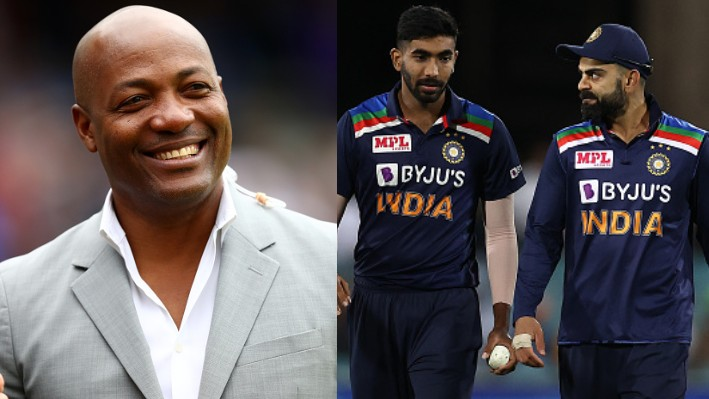 Brian Lara includes Virat Kohli and Jasprit Bumrah in the best batsmen and bowlers of this era
