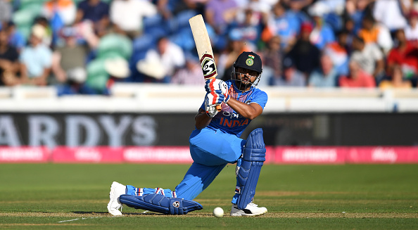 Suresh Raina retires from international cricket