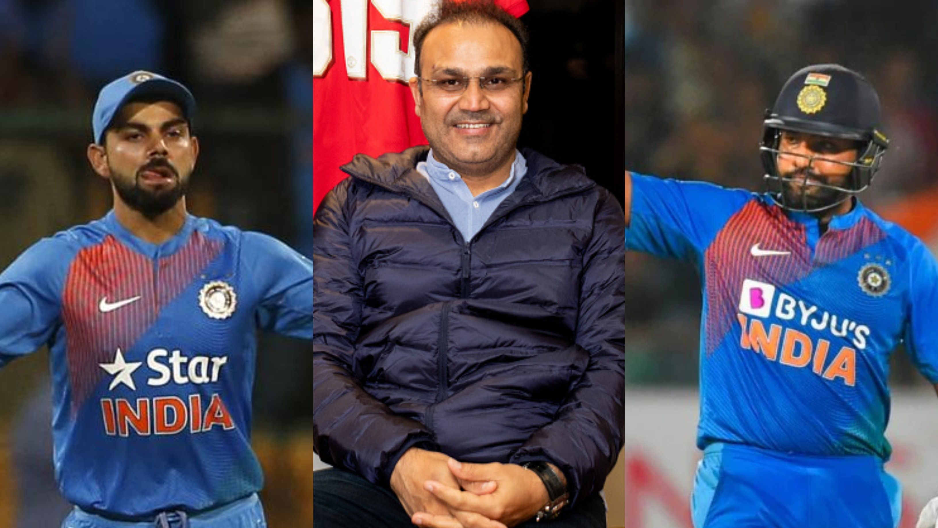 IND v BAN 2019: Virender Sehwag's words of praise for Rohit Sharma may leave Virat Kohli stunned