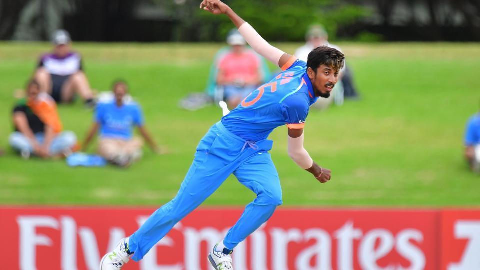 ईशान पोरेल अंडर -19 विश्वकप की जीत के बाद घरेलू क्रिकेट में सफलता पर दे रहे हैं ध्यान