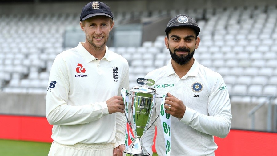 India to tour England for five Test matches in 2021