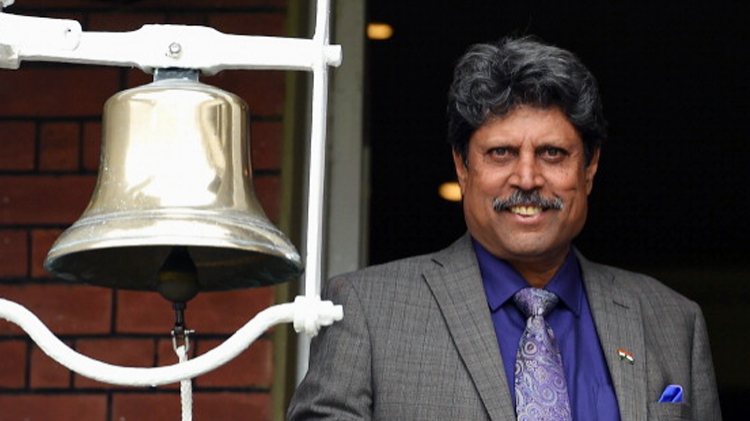 Kapil Dev urges Virat Kohli to play county cricket