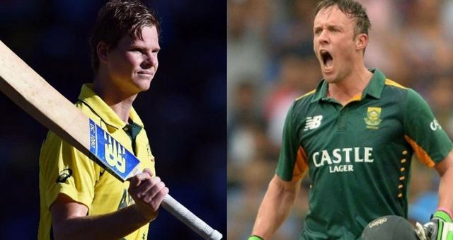 Steve Smith and AB de Villiers will feature in PSL for the first time