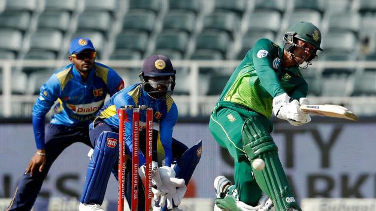SA v SL 2019 : Second ODI - Statistical Highlights