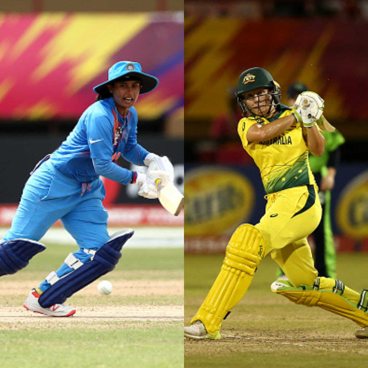 Mithali Raj and Alyssa Healy have been the consistent scorers for their respective sides | Getty