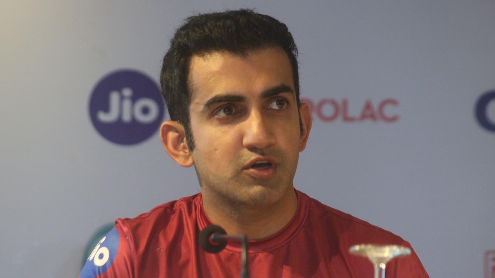 IPL 2018: अगर दिल्ली डेयरडेविल्स मुझे दोबारा मौका देती तो मैं जरुर खेलता -गौतम गंभीर