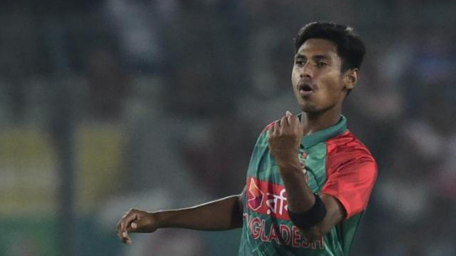 Bangladesh quick bowler Mustafizur Rahman to miss Afghanistan T20Is