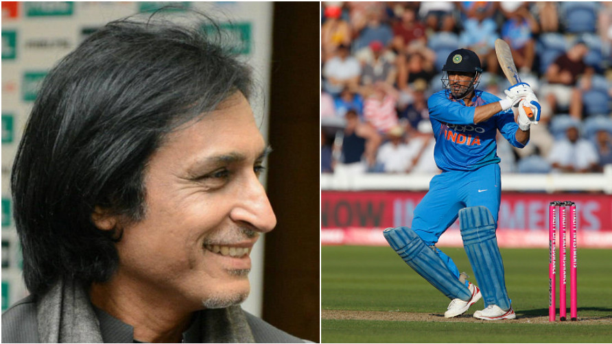 Rameez Raja feels MS Dhoni needs change in his batting approach