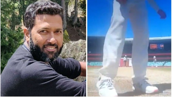 AUS v IND 2020-21: Wasim Jaffer reacts to Steve Smith's guard scuffing controversy with 'Sholay' meme