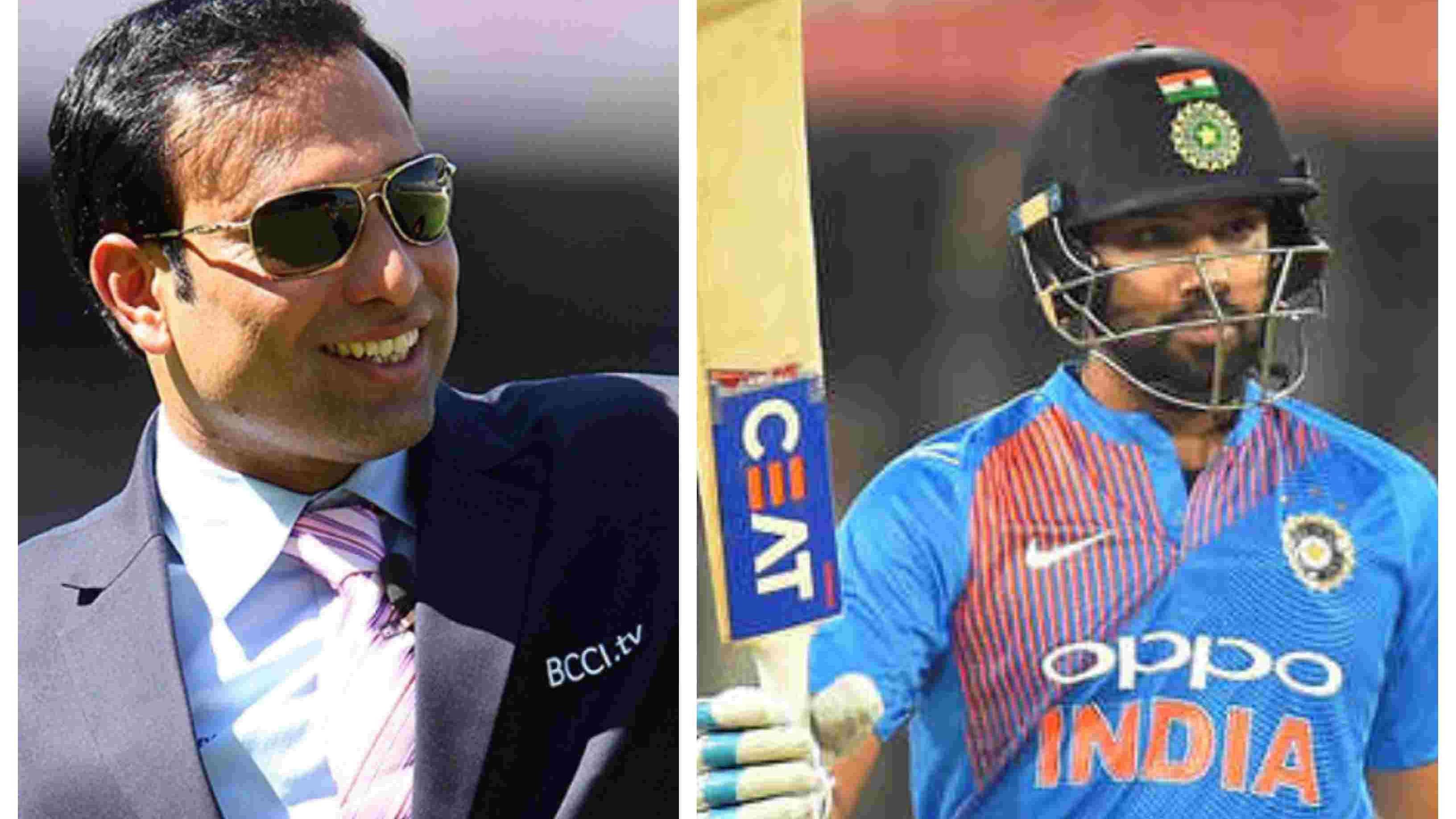 IND v WI 2018: VVS Laxman impressed with Rohit Sharma's captaincy skills