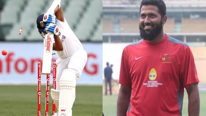 AUS v IND 2020-21: Wasim Jaffer backs Prithvi Shaw using a positive meme despite failures in Adelaide