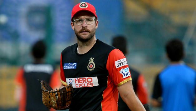 Daniel Vettori had played for RCB before announcing his retirement | AFP
