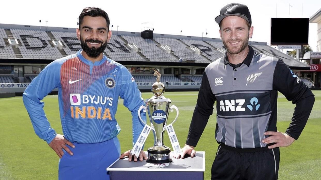 NZ v IND 2020: 1st T20I - Statistical Preview