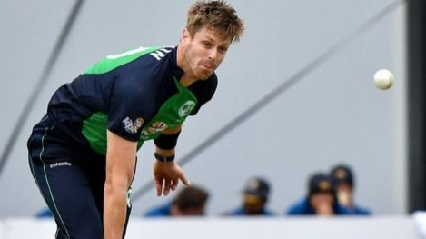 Boyd Rankin all set to make history with Ireland's Test debut