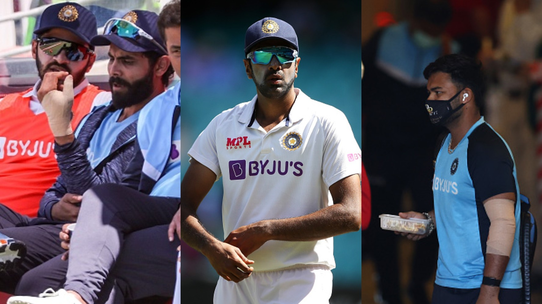 "AUS  v IND 2020-21: ""Team has responded like a warrior,"" says Ashwin; confirms Pant will bat in second innings"
