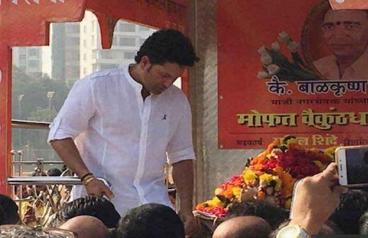 A Tearful Sachin Tendulkar | Amar Ujala