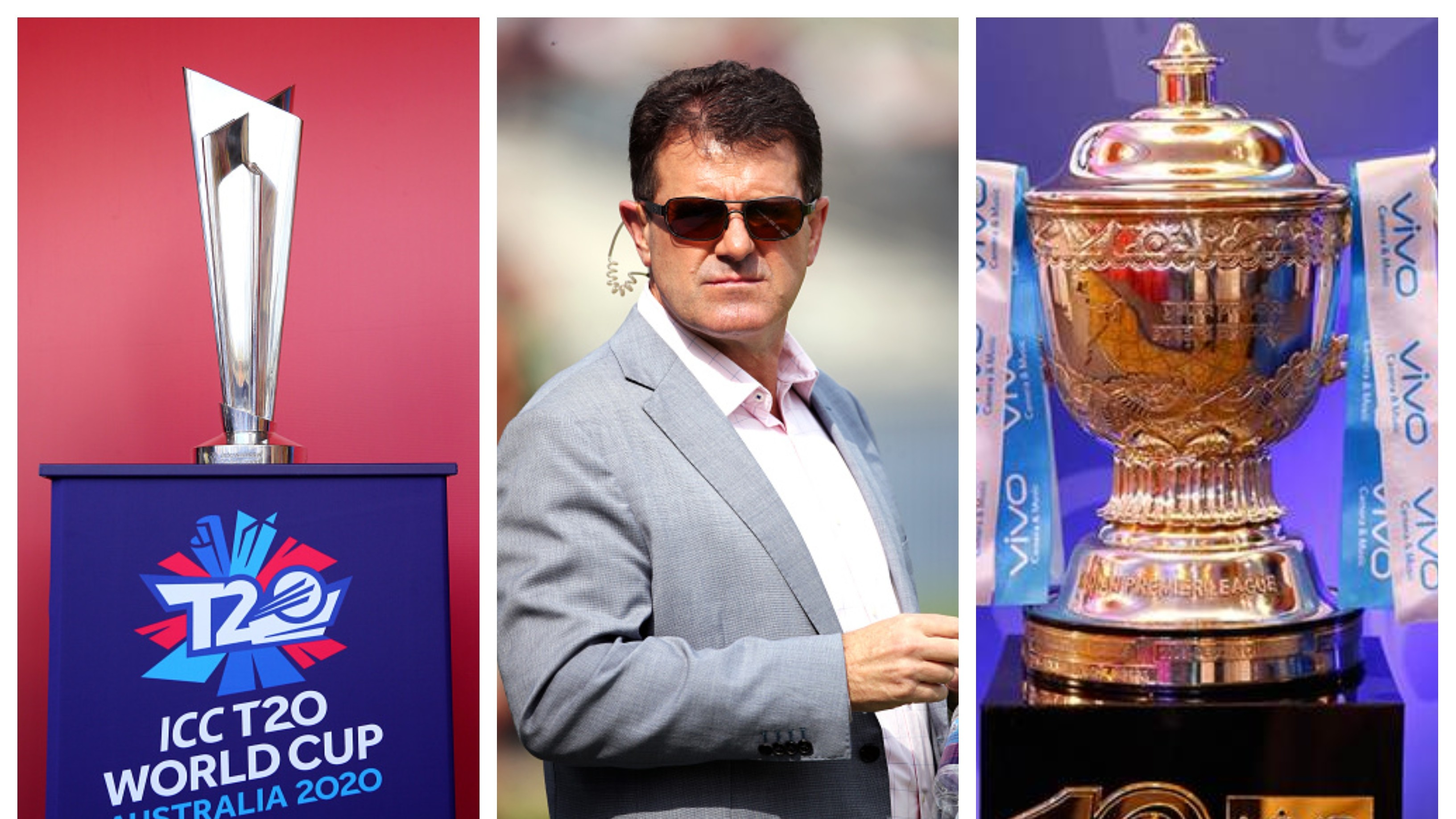 Mark Taylor foresees T20 World Cup suspension opening up new window for IPL 2020