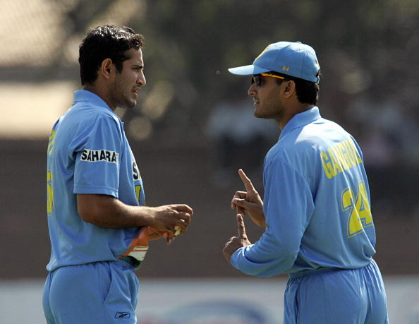 Irfan Pathan reveals Sourav Ganguly didn't want him in the team during  early days