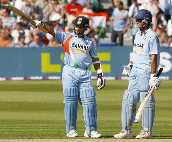 Sachin Tendulkar and Sourav Ganguly are the all-time greatest opening combination ever in ODI history | Getty