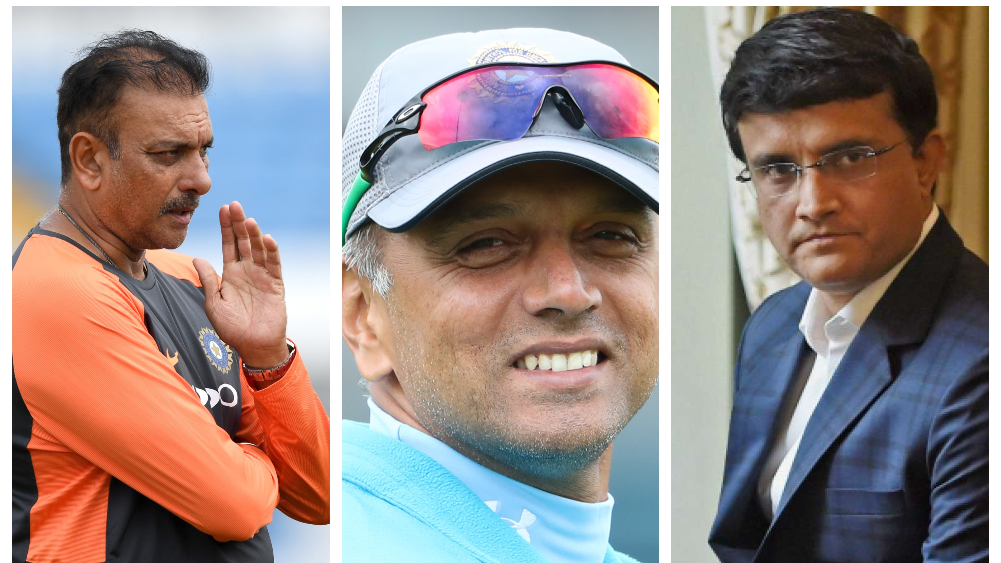 ENG vs IND 2018: Rahul Dravid had agreed to become India's batting consultant, reveals Sourav Ganguly