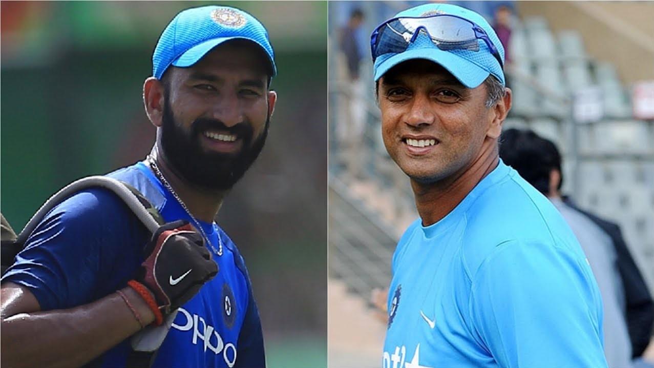 'Rahul Dravid taught me there's life beyond cricket': Cheteshwar Pujara