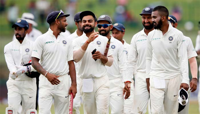 India are currently ranked no.1 Test side. (Reuters)