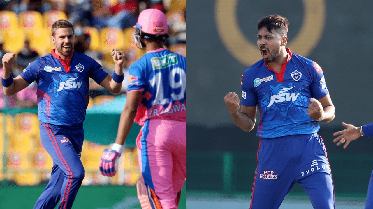 Anrich Nortje and Avesh Khan have been in terrific form | BCCI-IPL