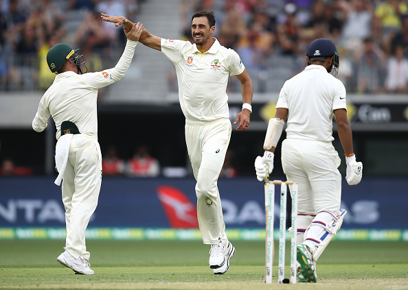 Mitchell Starc | Getty