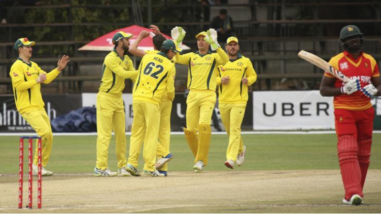 Australia poised for an entertaining finale against Pakistan after win against Zimbabwe