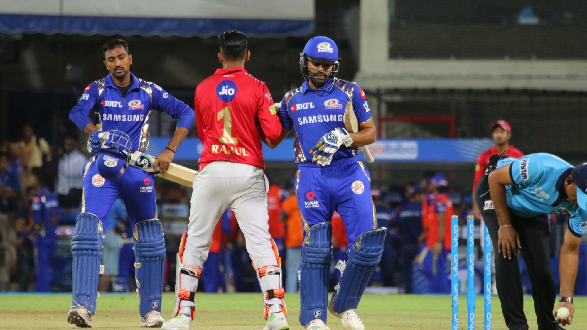 IPL 2018: Rohit Sharma relieved after Mumbai Indians' collective effort against KXIP
