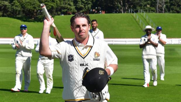 New Zealand's Michael Papps announces retirement from First-class Cricket