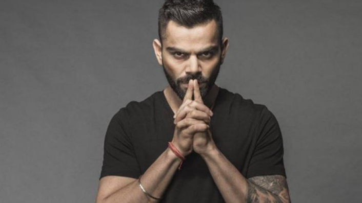 Virat Kohli becomes the top brand endorser of India