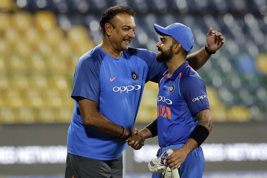 SA v IND 2018: Ravi Shastri admits that Indian team is not ready for the 2019 World Cup