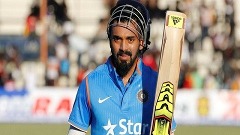 KL Rahul eyeing the vacant fourth spot in the Indian ODI team